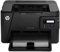 LaserJet Pro M202dw Setup Printer