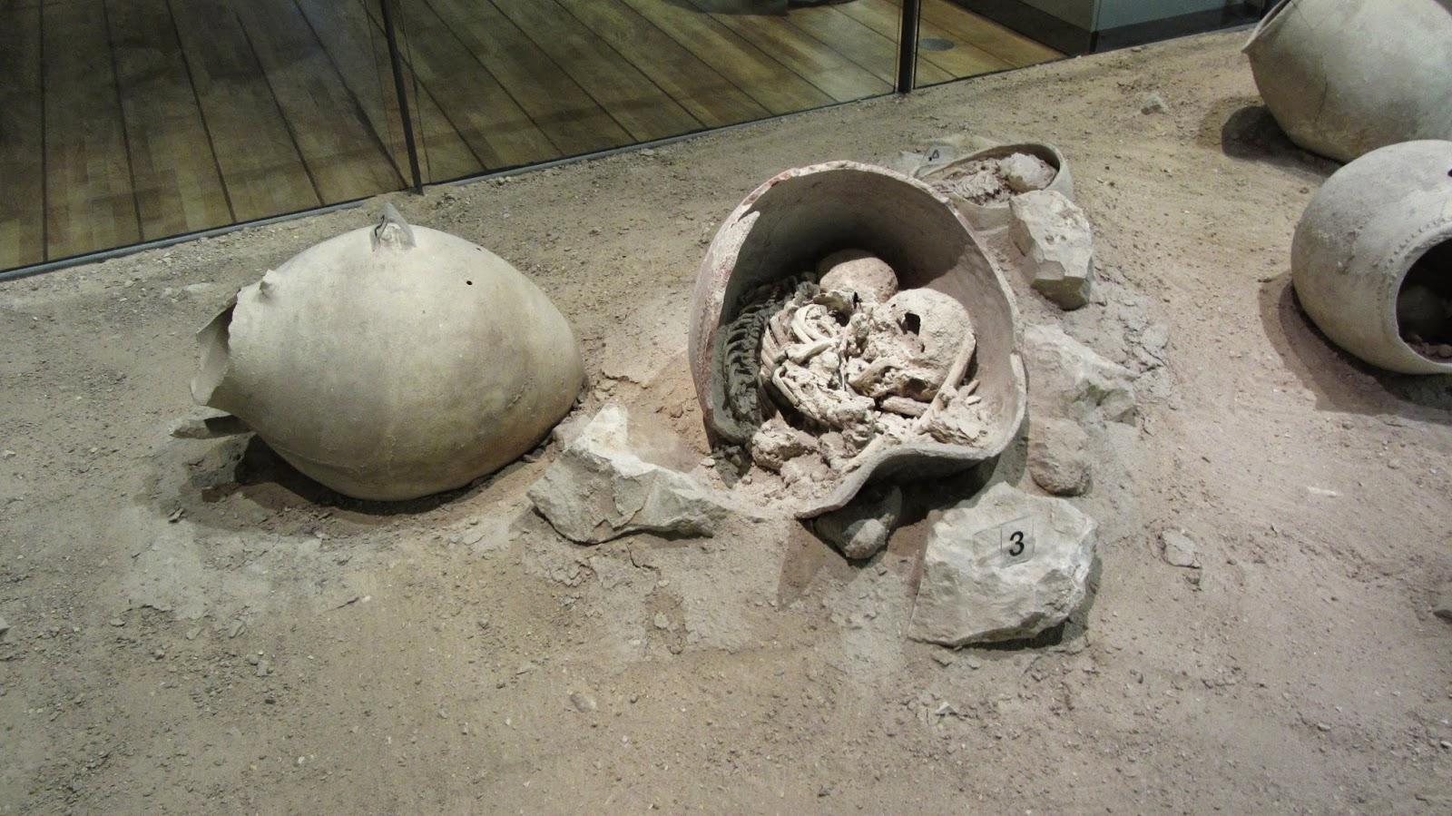 infant Bahrain National Museum Pop Culture Middle East blog