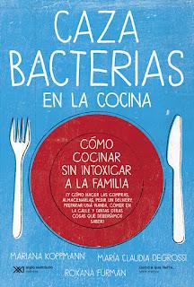 Cazabacterias en la cocina