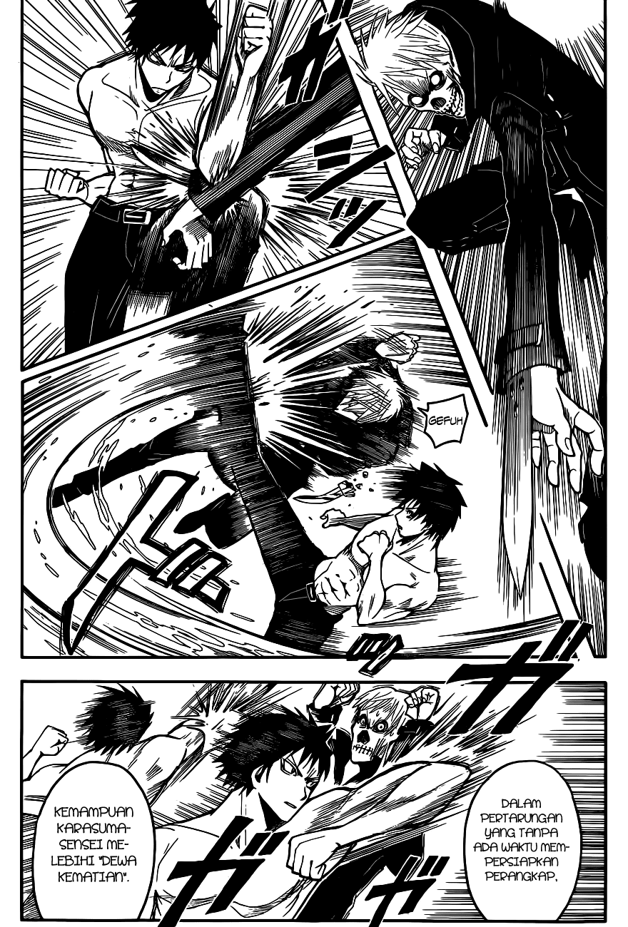 Komik assassination classroom 109 - waktunya dewa kematian jam ke 9 110 Indonesia assassination classroom 109 - waktunya dewa kematian jam ke 9 Terbaru 5|Baca Manga Komik Indonesia|