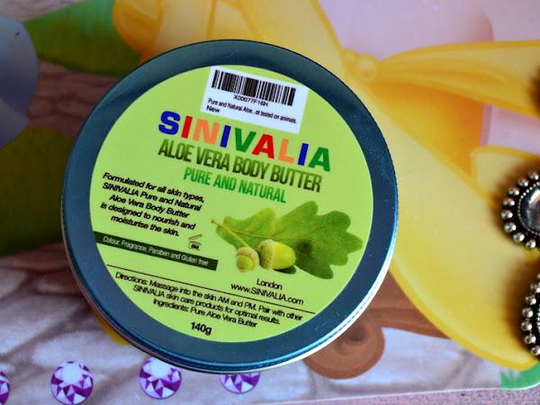 Burro Aloe Vera 100% naturale. Sinivalia, ottimo rimedio per acne,macchie,rossori e rughe!