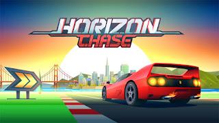 تحميل لعبة Horizon Chase - World Tour مهكرة نقود لاتنتهي للاندرويد