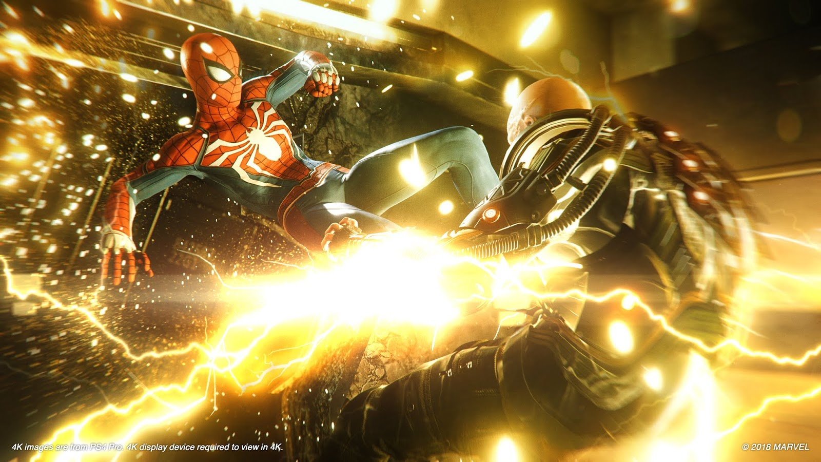 new marvel's spider-man gameplay at e3 2018 - we know gamers