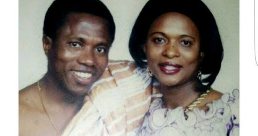 MPNAIJA GIST:Couple Who Got Married Just 3 Days After They Met Celebrate 37th Wedding Anniversary.