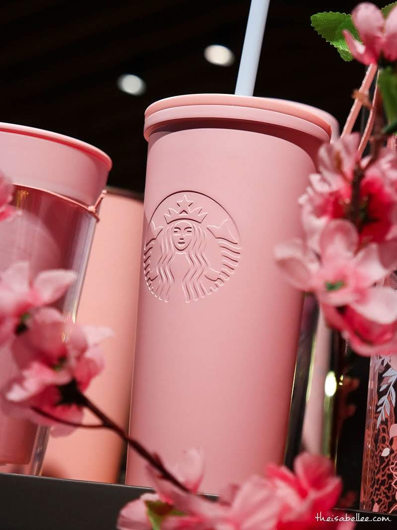 Starbucks Malaysia Spring merchandise
