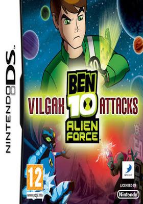 Ben 10 Alien Force Vilgax Attacks Full Game Download Pc