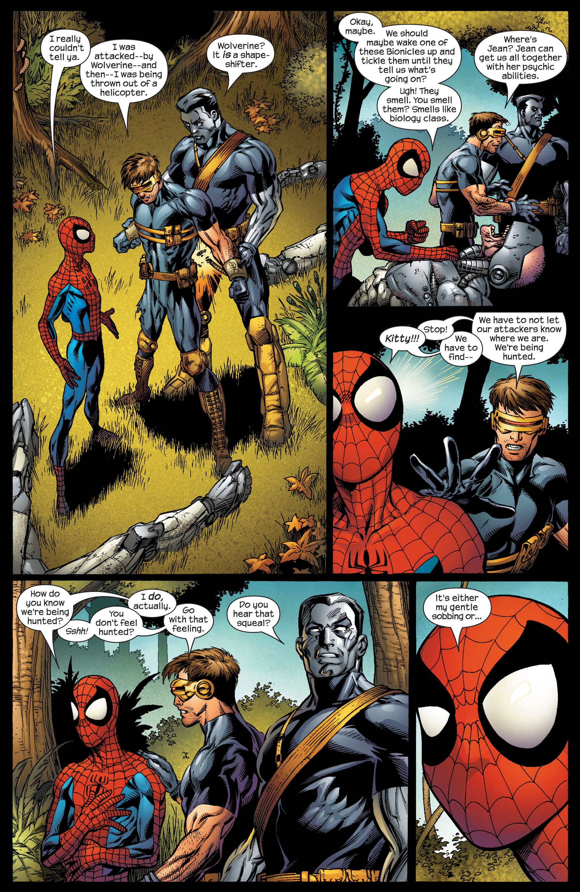Read online Ultimate Spider-Man (2000) comic -  Issue #92 - 14