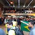 Manifestantes pró-Bolsonaro são xingados e expulsos de campus da UnB