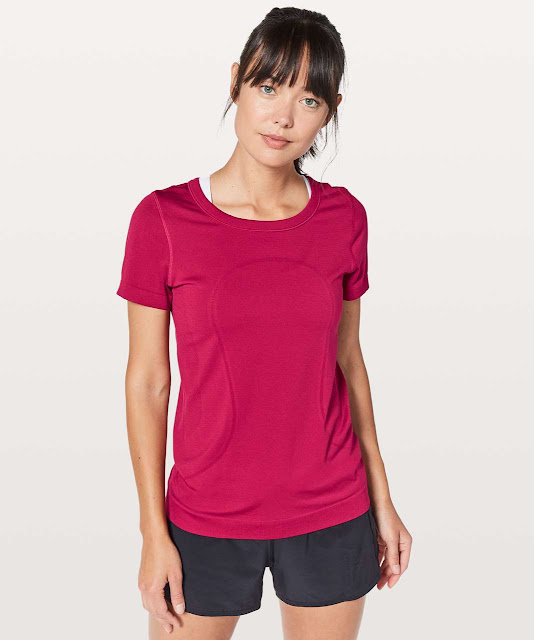 lululemon swiftly-breeze ruby-red