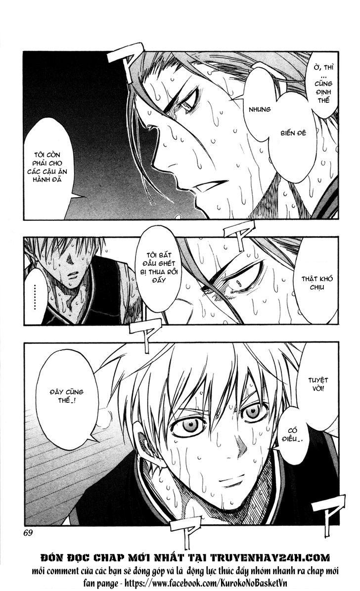 Kuroko No Basket chap 166 trang 3
