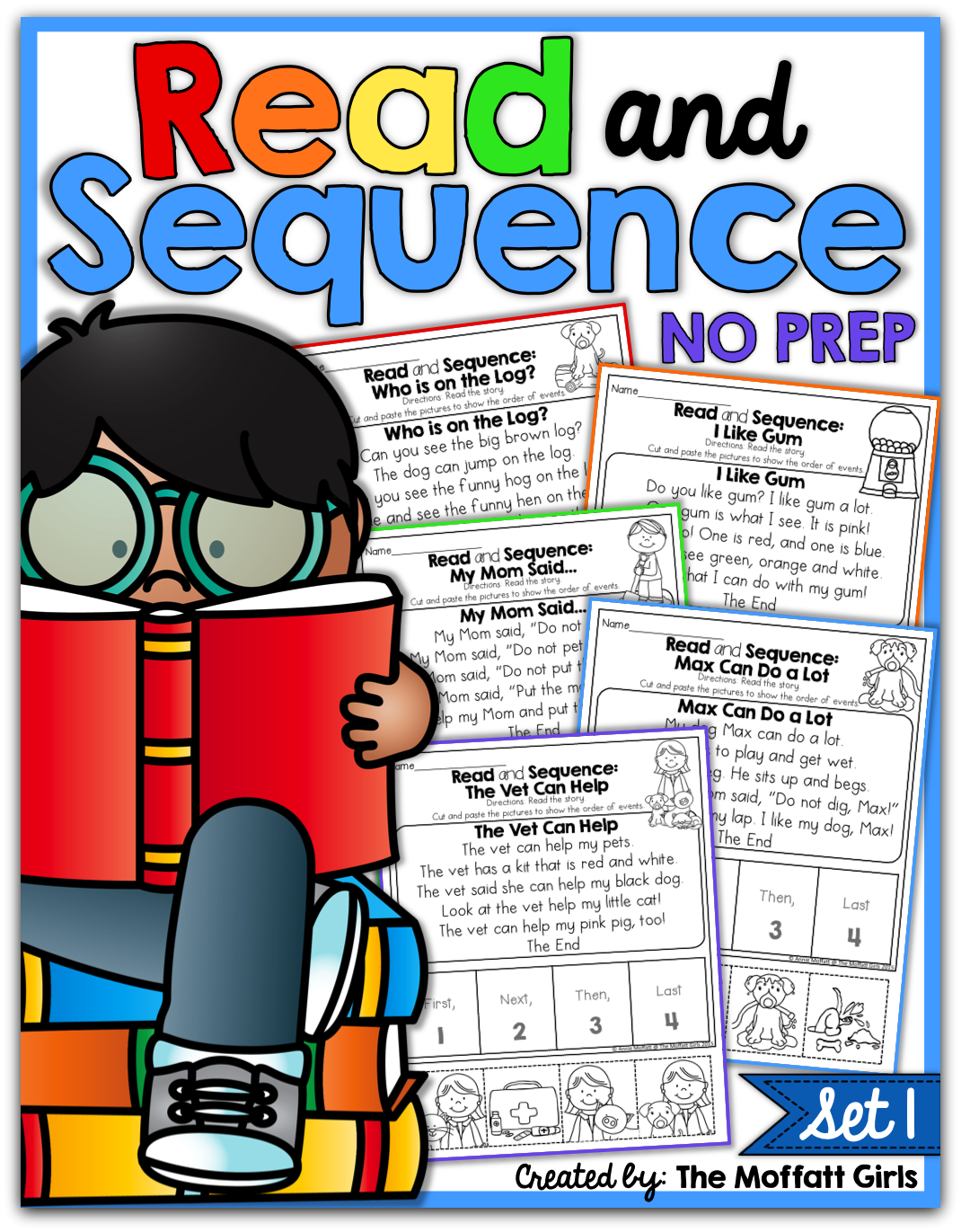 Read And Sequence Build Fluency And Comprehension