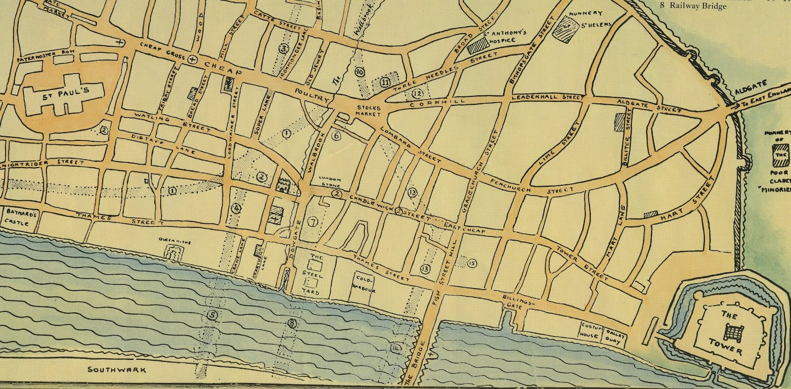 london maps available from ball state university libraries