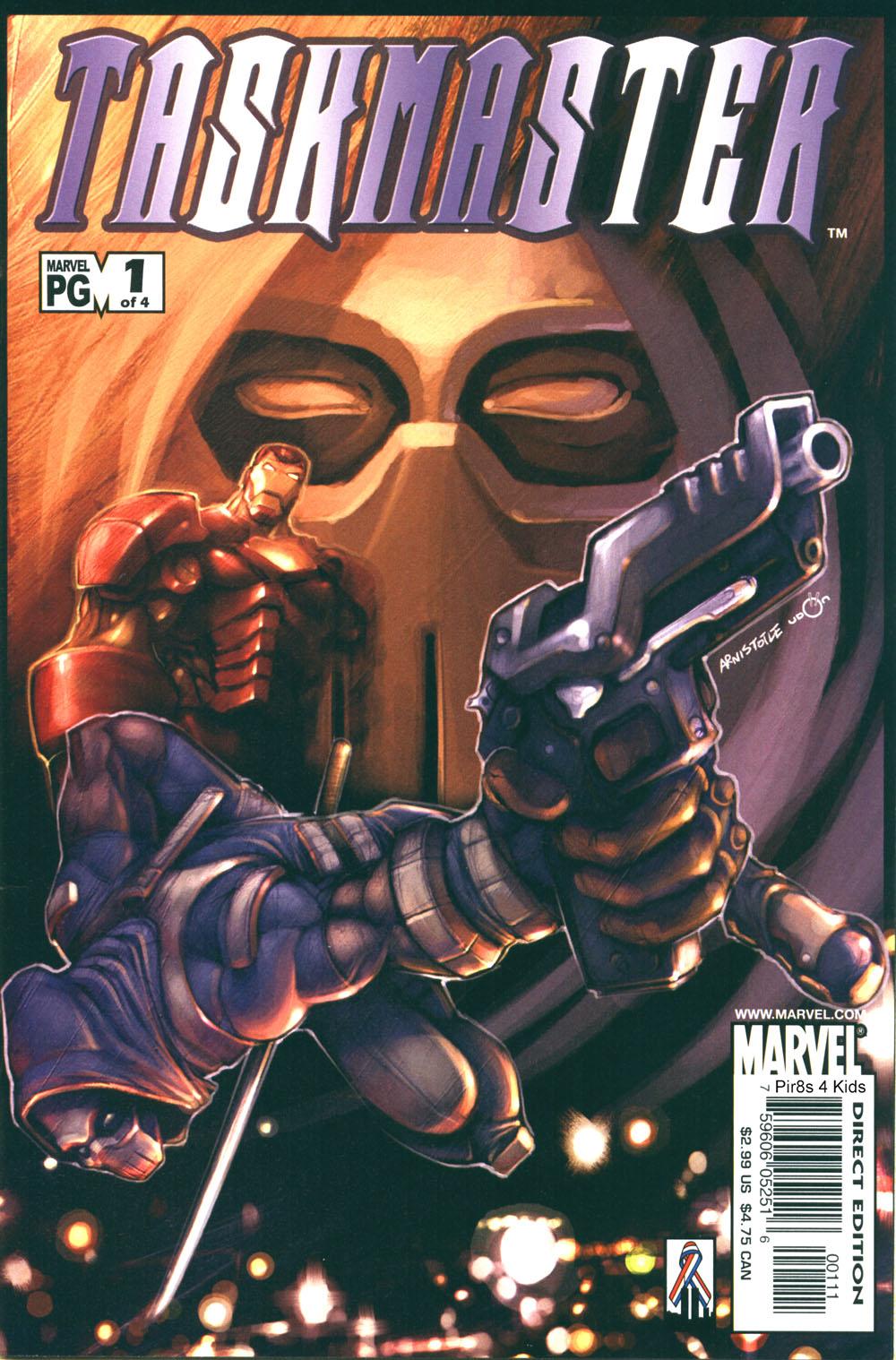 Taskmaster (2002) 1 Page 1