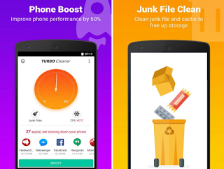 Turbo Cleaner App