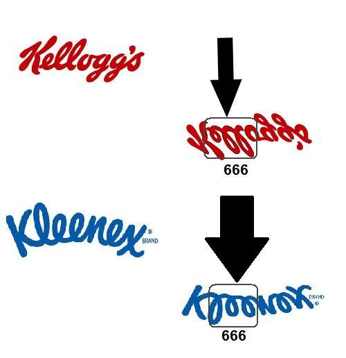 Kelloggs dan Kleenex 666