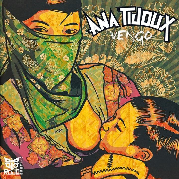 rap y hip hop chileno , ana tijoux, vengo,