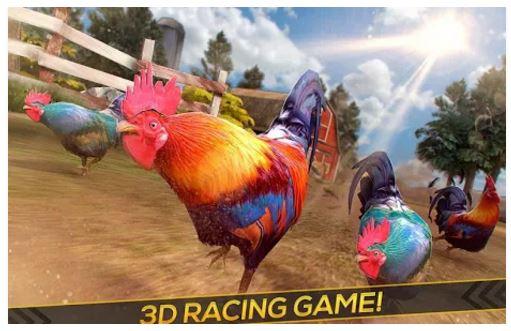 Game Android Pilihan April 2017: Wild Rooster Run, Game Balapan Ayam