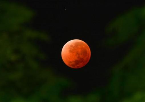 Rare 'super blood blue moon' combines three unusual lunar events -- an extra big super moon, a blue moon and a total lunar eclipse.