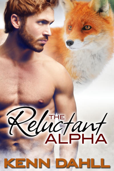 The reluctant alpha cover