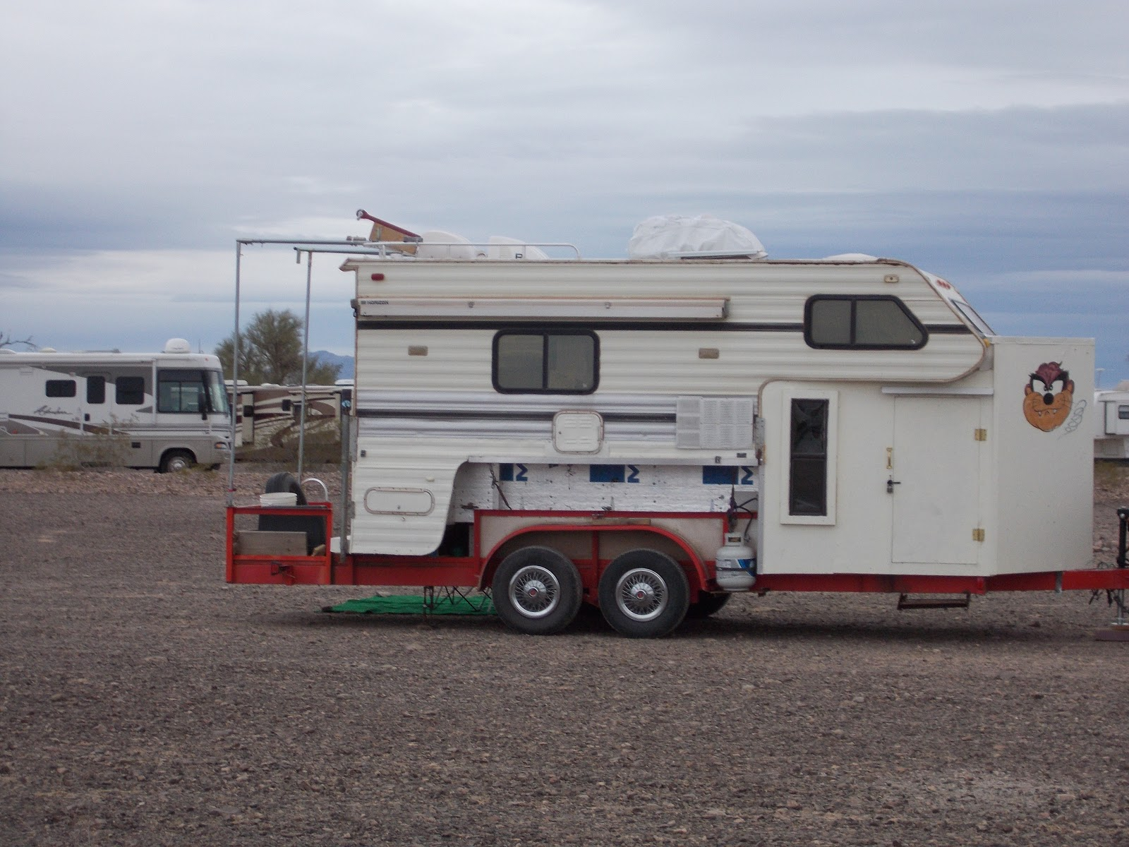 Seeing America with Ken and Shirley: Boondocking at
