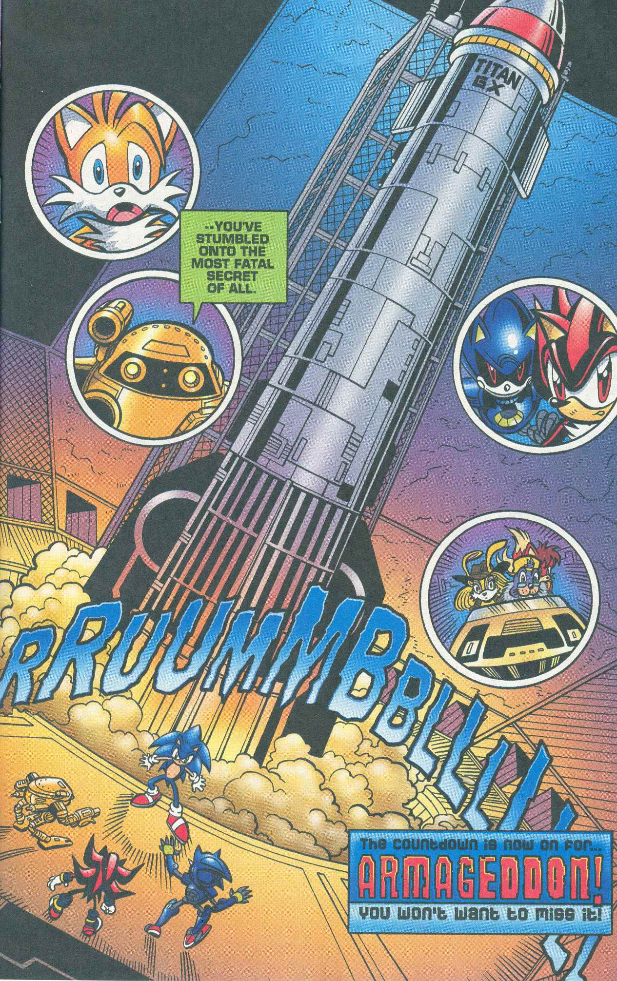 Read online Sonic The Hedgehog comic -  Issue #148 - 13