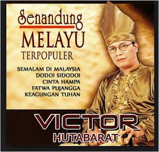 Lagu Victor Hutabarat Mp3 Album Senandung Melayu Terpopuler Full Rar