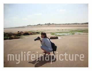 fotografia,io e il mare.