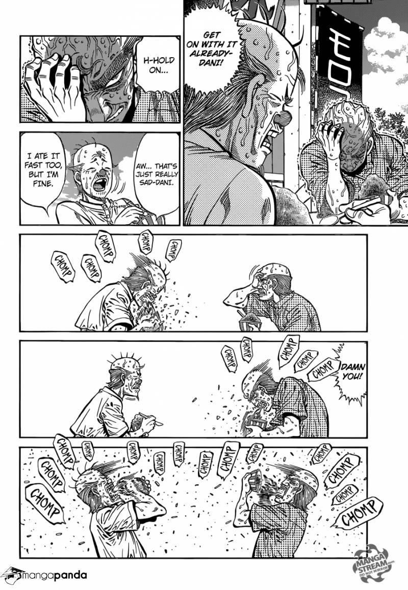 Hajime no Ippo - Chapter 1155