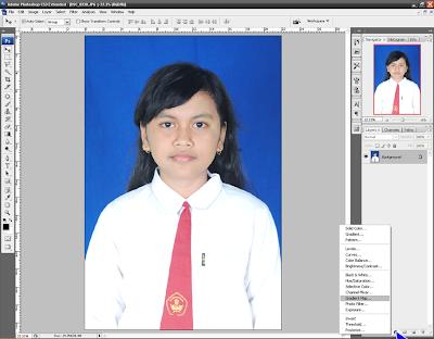 Cara Membuat Foto Hitam Putih dengan Photoshop