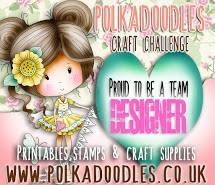 Polkadoodles Co, UK Team Designer
