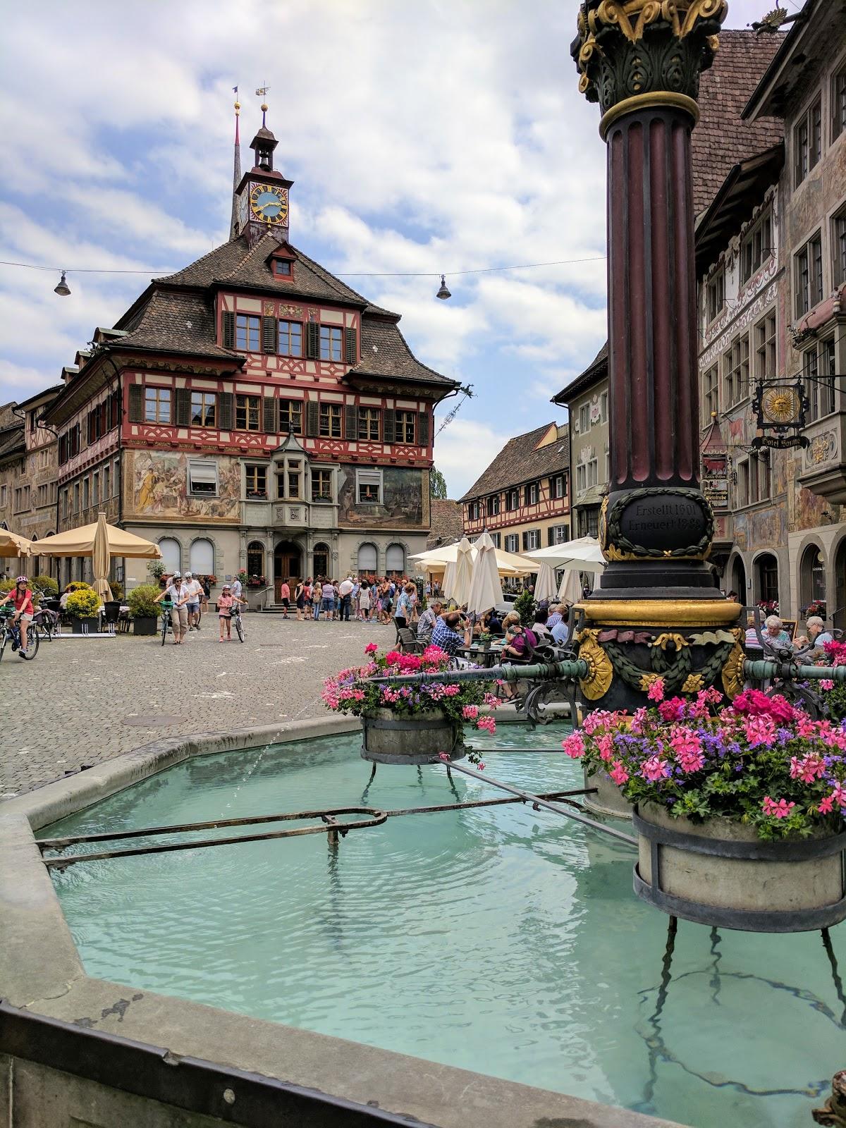 Great Places To Visit Near Zurich Switzerland S Stein Am