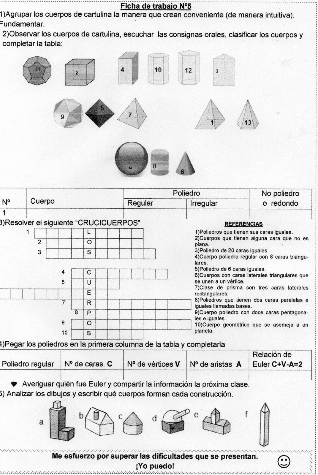 Único GeometrÃa Hojas De Trabajo Tercero Grado Imágenes - hojas de ...