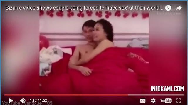 Video Mesum Pengantin Baru Telanjang Bulat Tanpa Sensor  - infokami.com
