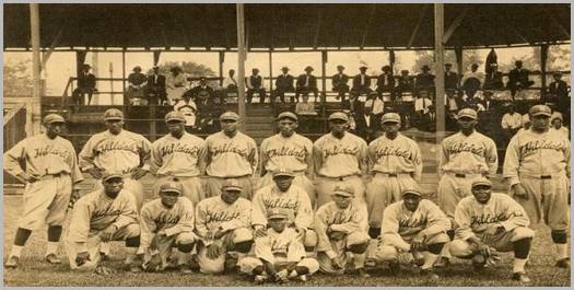 1924 Hilldale baseball club