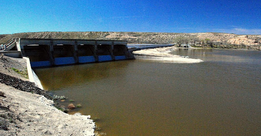High Water Across the West: Rye Patch Dam and the Humboldt Sink