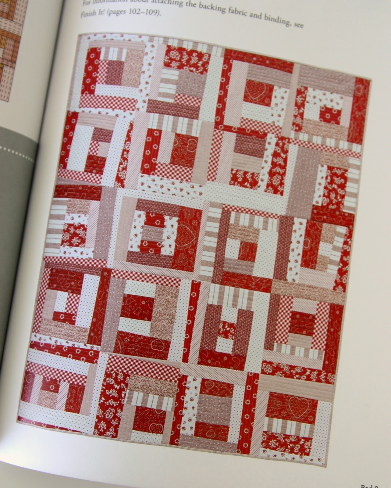 Modern Quilt-as-you-Go pattern book - Diary of a Quilter - a quilt ... : quilt as you go books - Adamdwight.com