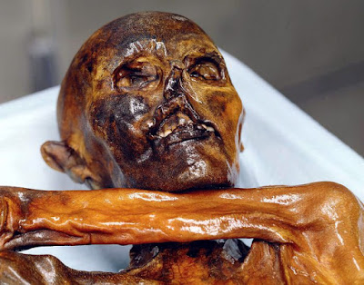 Researchers to recreate voice of Ötzi the Iceman