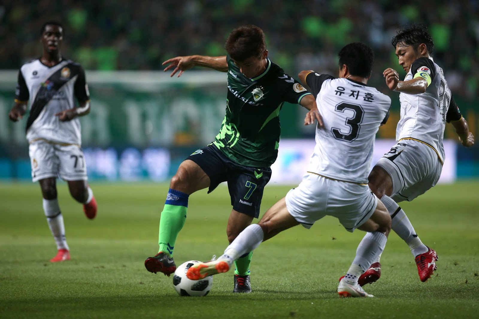 Preview: Gyeongnam FC vs Jeonbuk Hyundai Motors
