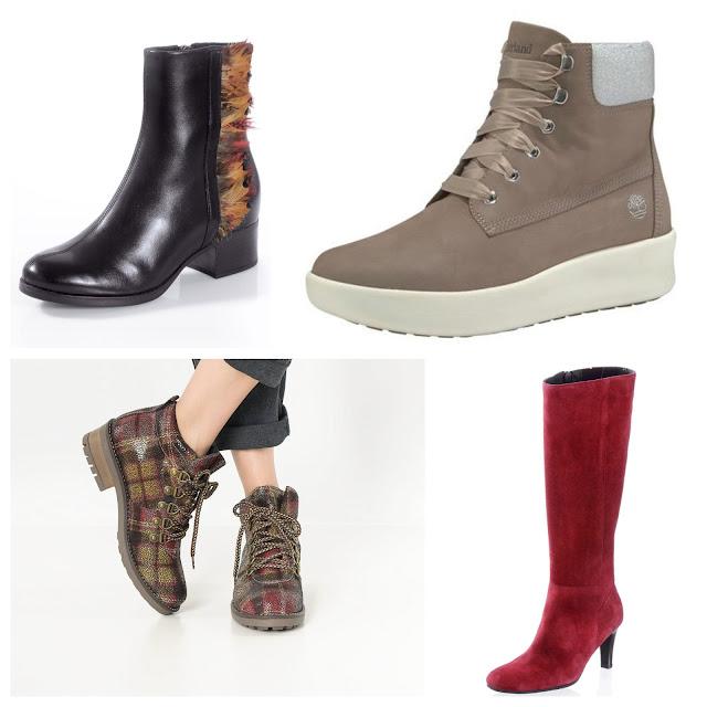 Stiefel Trends Herbst/Winter 2018/2019 Damen