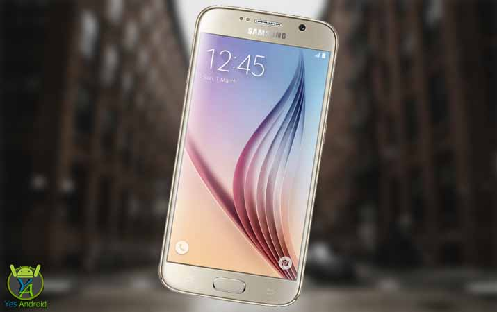 Download G920IDVS3FRA5 Galaxy S6 SM-G920I Stock Firmware January Security Patch