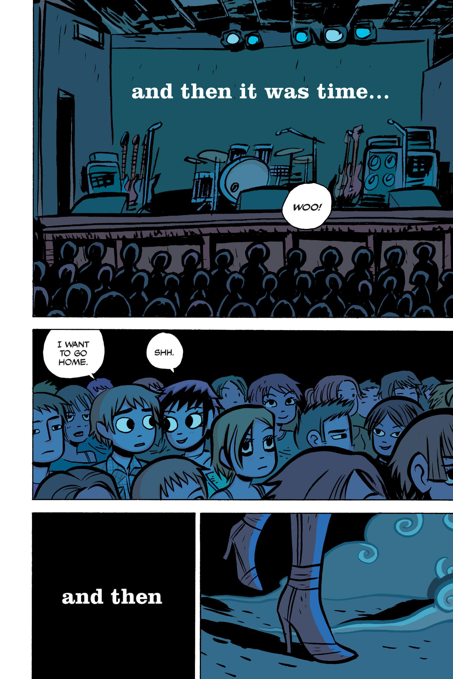 Read online Scott Pilgrim comic -  Issue #2 - 181
