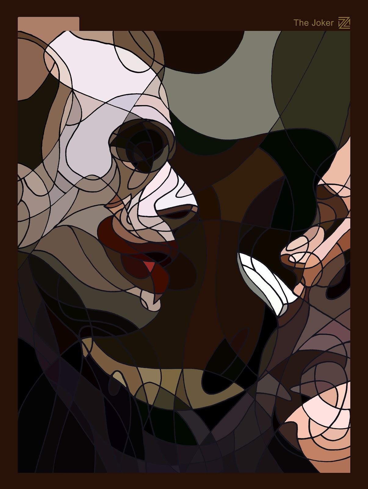 *撩亂草寫勾勒出熟悉KAWS的Pinocchio面孔:Dozow Chen 9