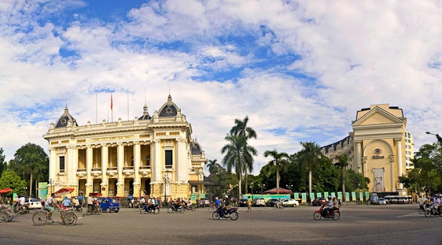 Vacaciones Vietnam, Hanoi
