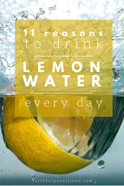11 Reasons I Drink a Glass of Lemon Water First Thing Every Morning