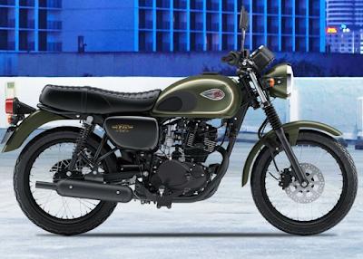 Spesifikasi dan Ulasan Lengkap Motor Kawasaki W175