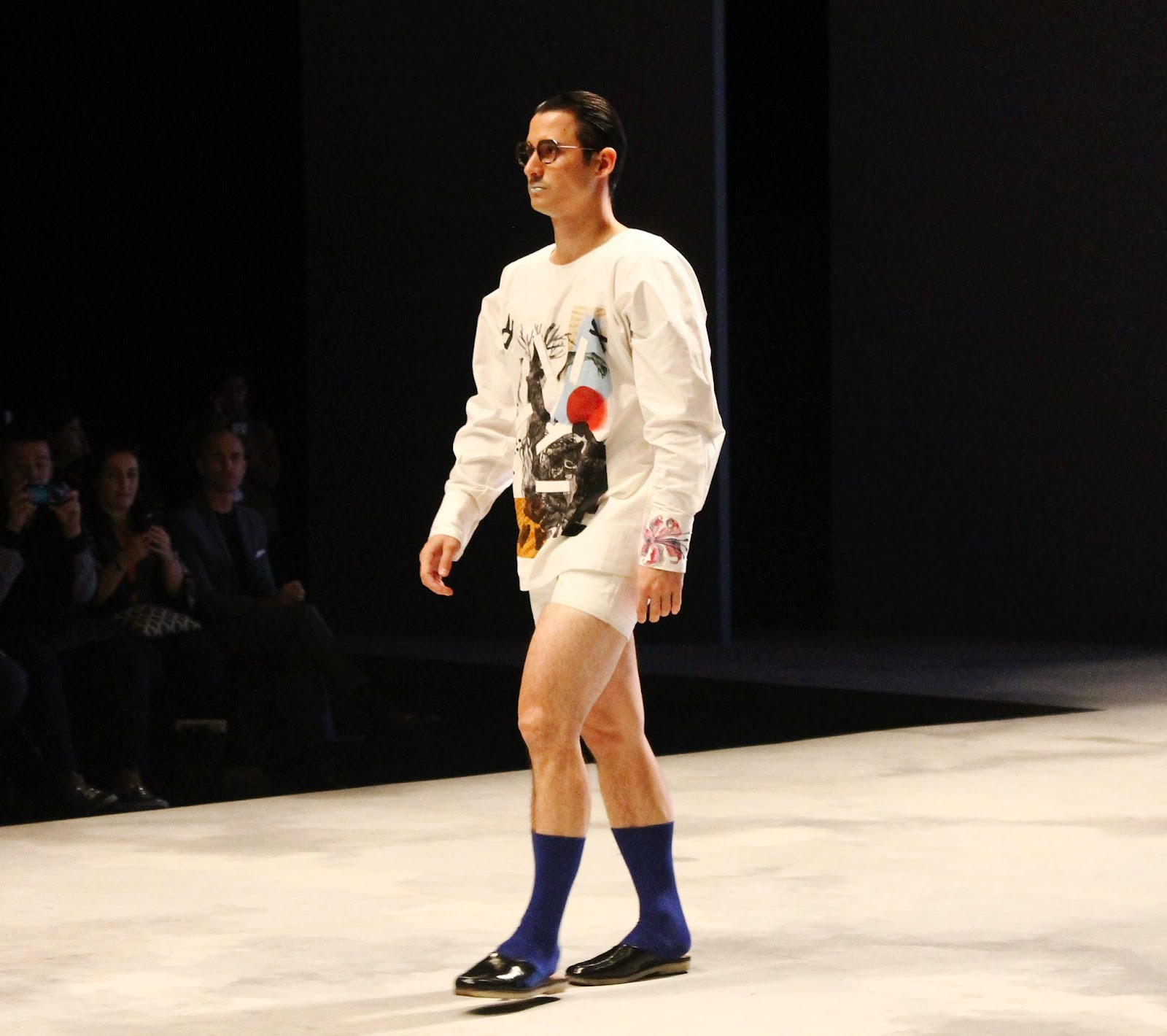 Mr rebel in town make over presents indonesia fashion for When is fashion week over