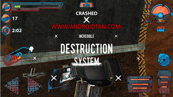 Real Demolition Derby Mod Apk Money