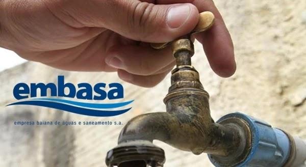 O fornecimento de água no município de Várzea da Roça foi novamente suspenso na manhã de hoje (27) após a queima de um equipamento de bombeamento de água.
