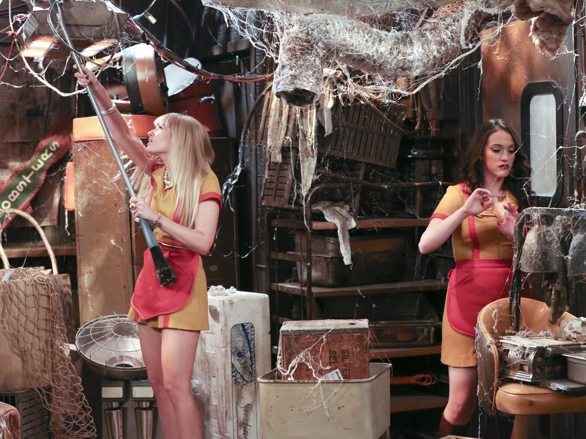 2 Broke Girls - Season 2 Episode 24: And the Window of Opportunity