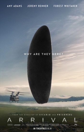 Arrival 2016 DVDScr English 800Mb X264